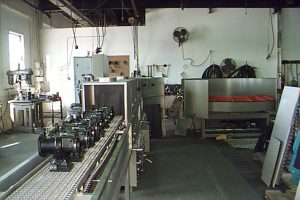 continuous flow cleaning