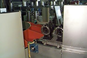 continuous flow cleaning system