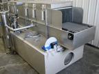 continuous flow parts washer